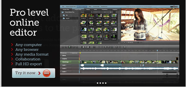 WeVideo – Web Based Video Editing | New Media Studios