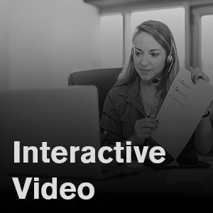 interactive video unavailable